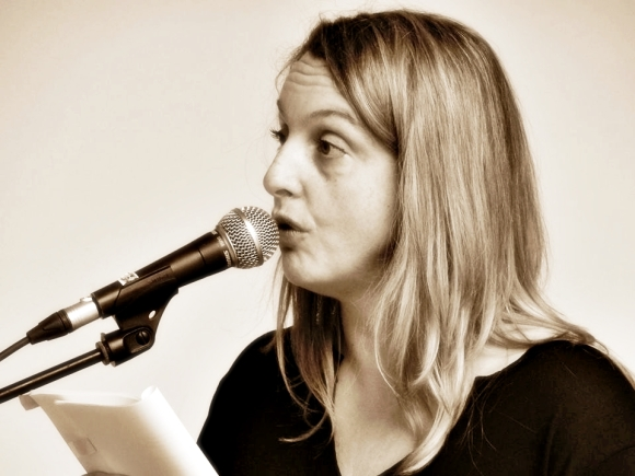 CREMA (CR) 15 settembre 2013 - Lettura poetica per le Poesie a Strappo