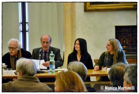 :: Premio di Poesia Di Liegro 2013 - Roma, Musei Capitolini, gennaio 2014 ::